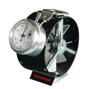 Coal Mine Mechanical Anemometer, air speed meter, wind speed meter