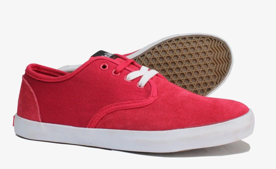 Fashion canvas shoes for men or women with Cow suede upper