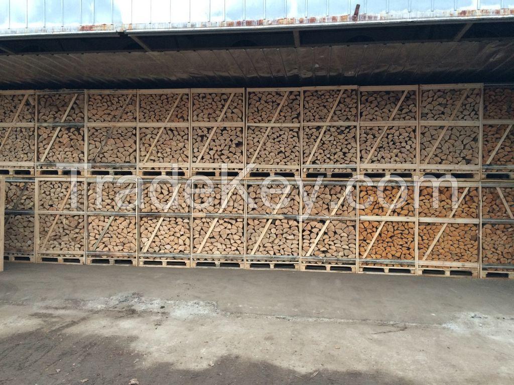 FSC kiln dried firewood