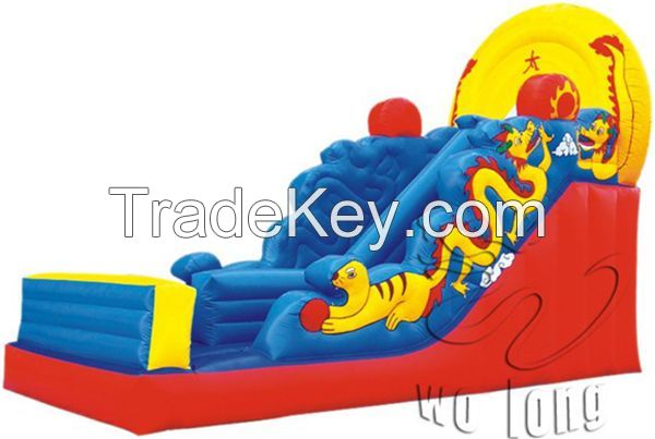 inflatable stair slide, commercial inflatable slide