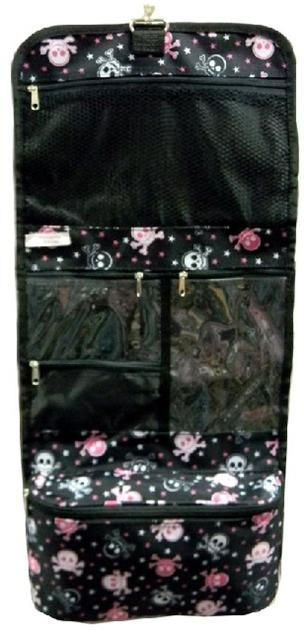 HANGING COSMETIC BAGS