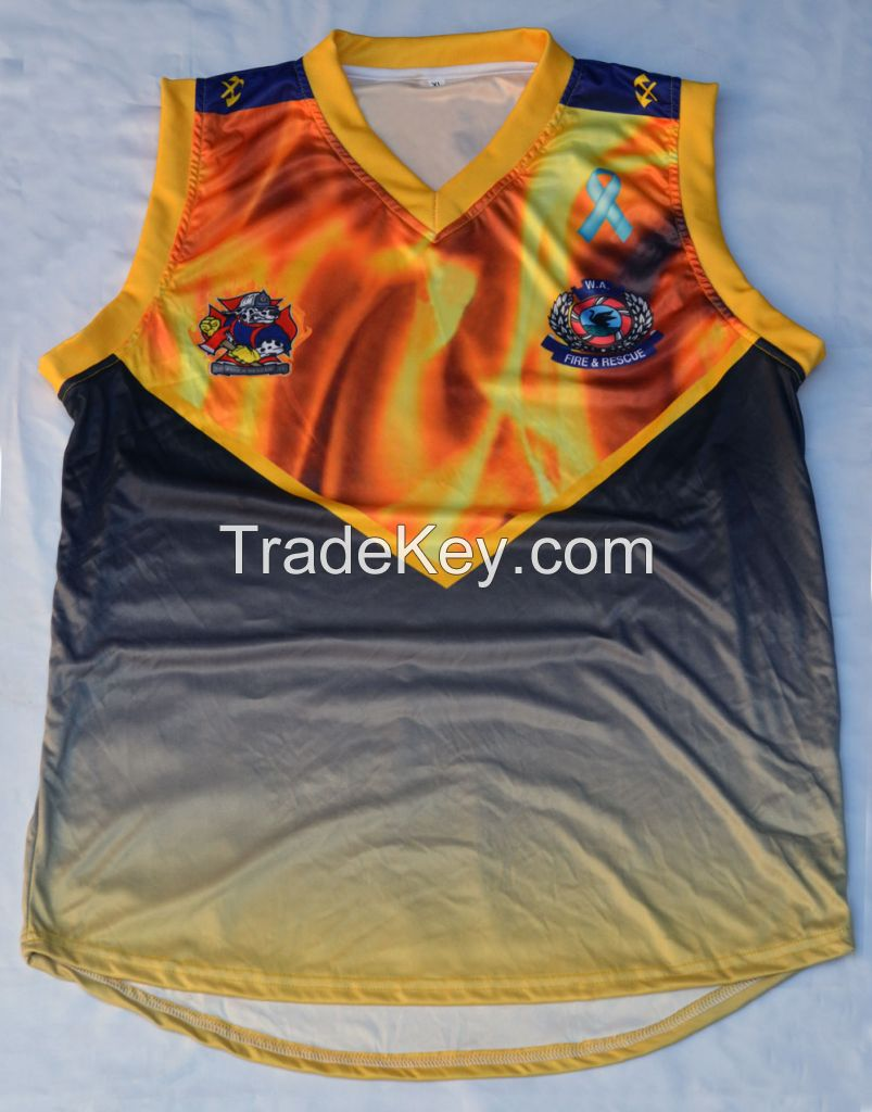Yellow Label Jersey (RUGBY WEAR, RUGBY UNIFORM)