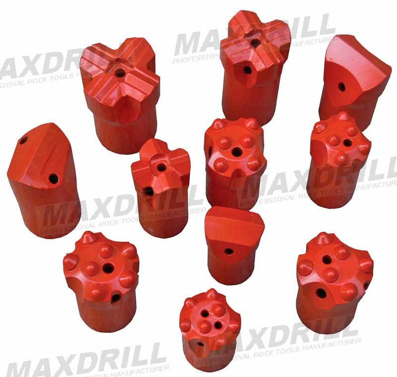 MAXDRILL Taper Cross Bits