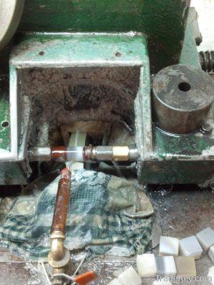 Madagacar agate 15*18mm cylinde Arabia country custom gifts
