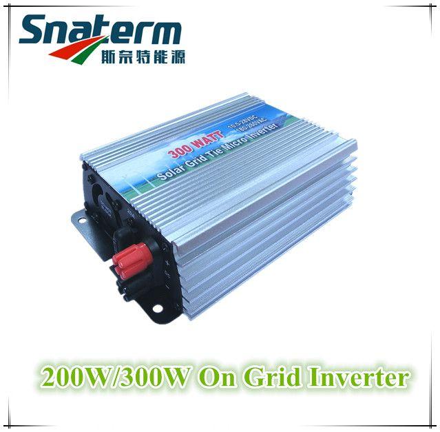 Micro on grid tied Power Inverter 200W 300W 500W 1000W Low price