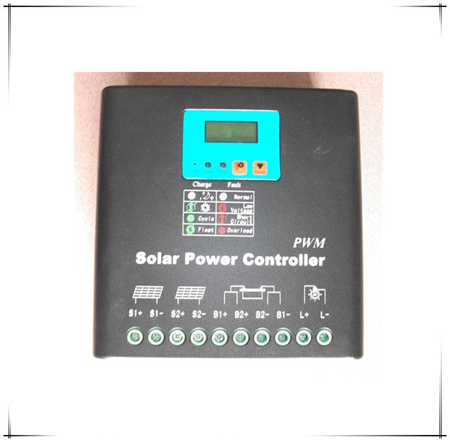 Solar battery charge controller for dc240v dc96v dc48v dc24v dc12v home system