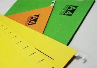 HY328 A4 file folder with high quality