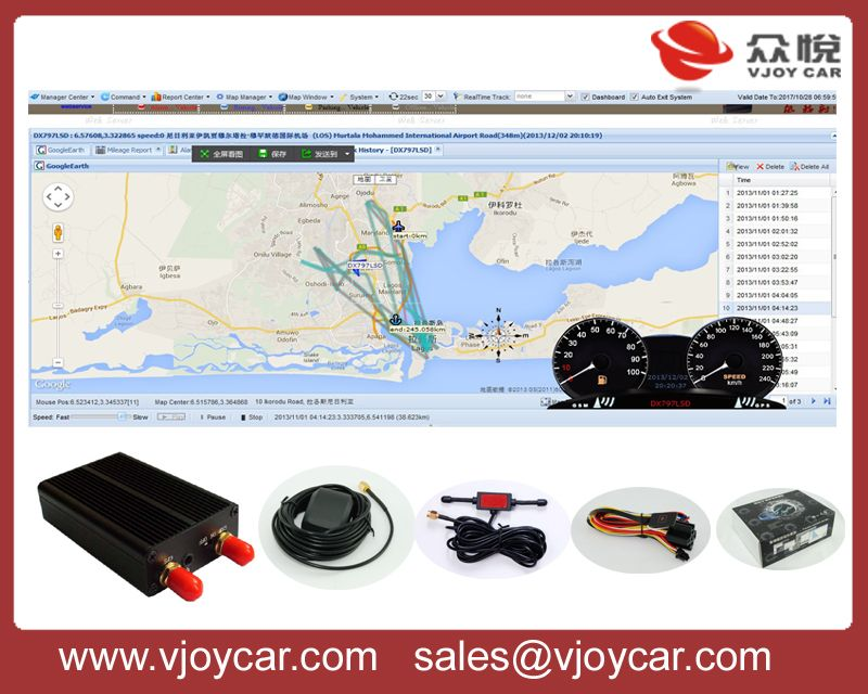 China best mini car gps tracker with SMS commands, full control by mobile phone, no need gps tracking software