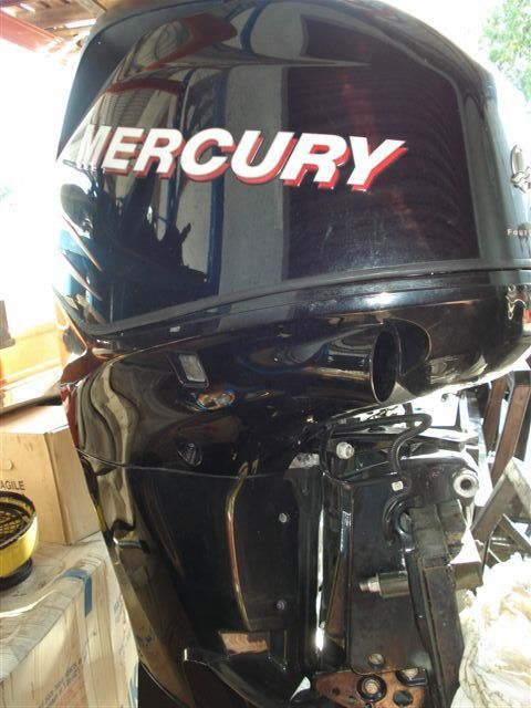 2006 Mercury Verado 150HP