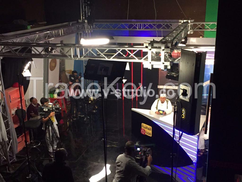 Chroma filming studio Saudi Arabia