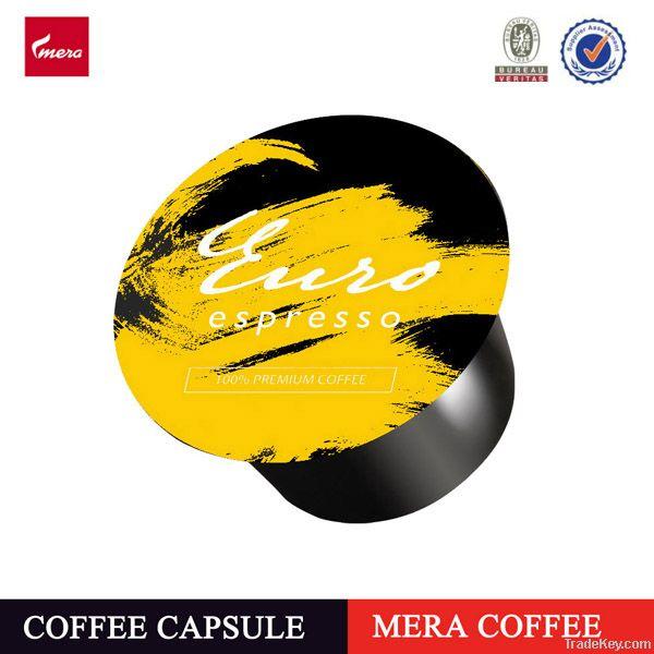 Mera blu coffee capsules