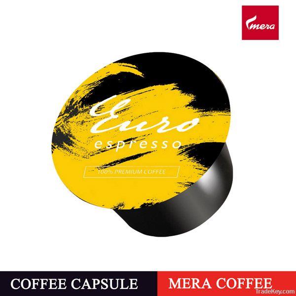 Mera blu soft coffee capsule