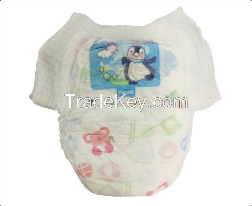 VIETNAM BABY PULL PANT HIGH QUALITY SUPER ABSORBENCY SUPER SOFT MADE IN VIETNAM