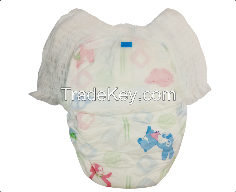 VIETNAM HIGH QUALITY UNIDRY BABY PANT EXTRA SOFT, PULP USA SAP JAPAN, MADE IN VIETNAM