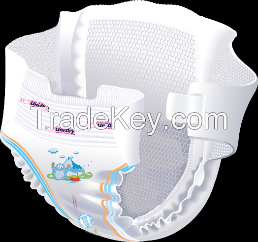 UNIDRY NEW BORN ULTRA SOFT BABY DIAPERS, HIGH QUALITY GOOD PRICE MADE IN VIETNAM