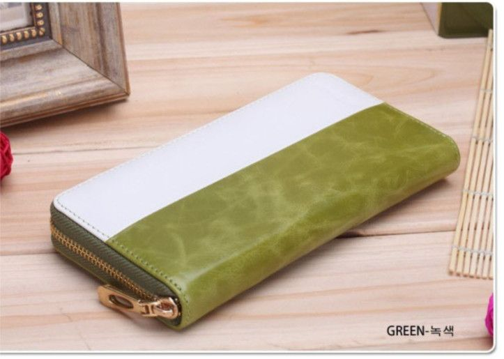 High Quality Genuine Leather Wallet for Women