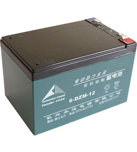 Electric bicycle batteries 48V12AH E bike AGM SLA battery motocycle battery