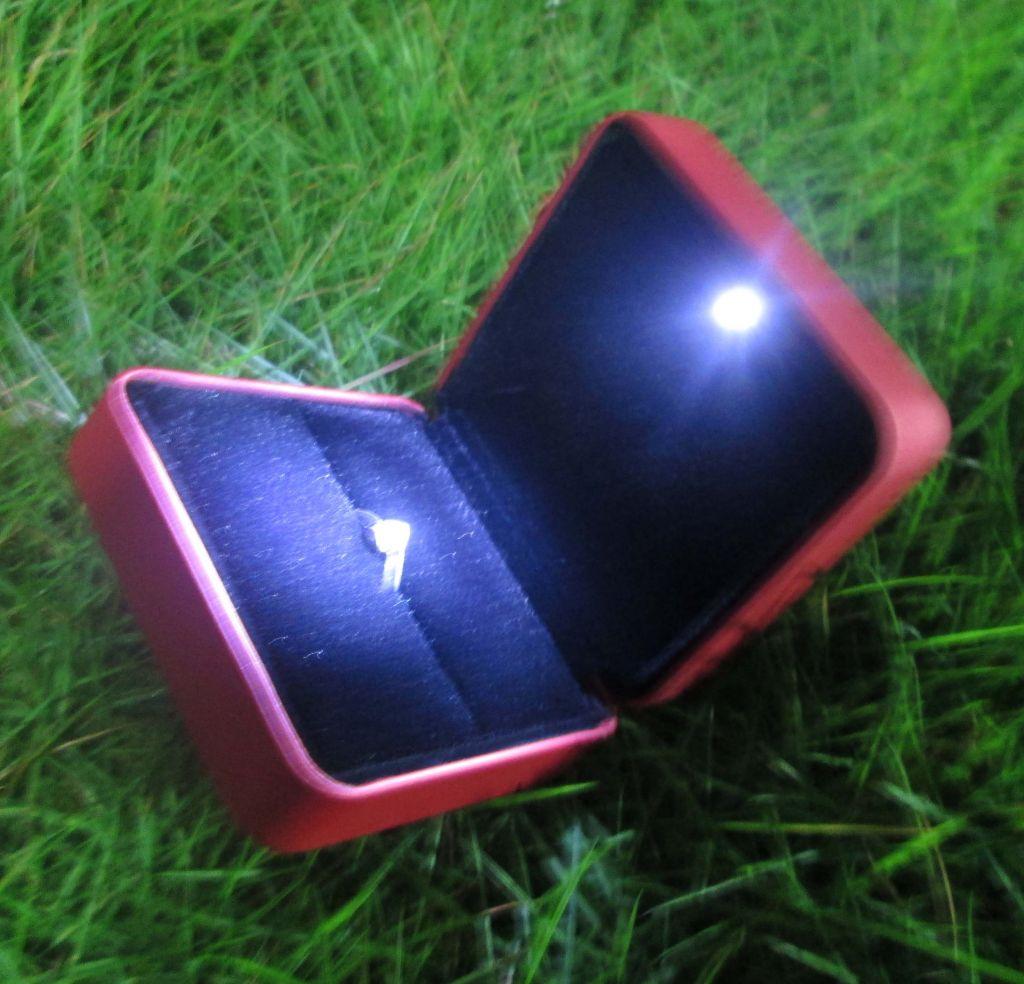 Led light Ring Box