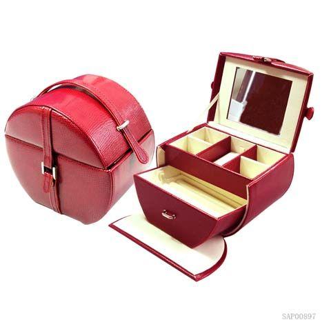 Jewelry Case and Jewelry Box