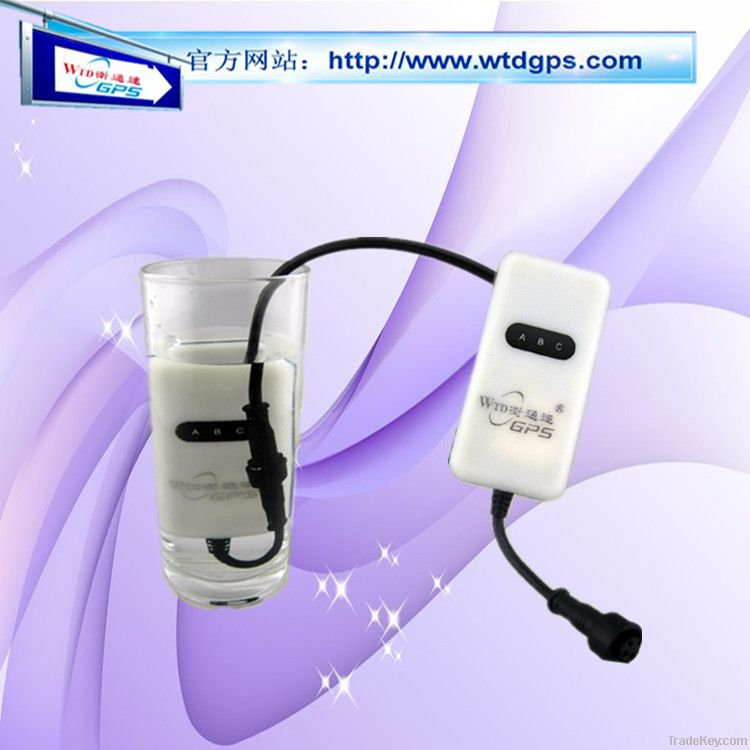 Waterproof Vehicle/ Car GPS Tracker with Low Power Alert, Power Cut-off