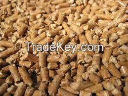 fuel wood pellets