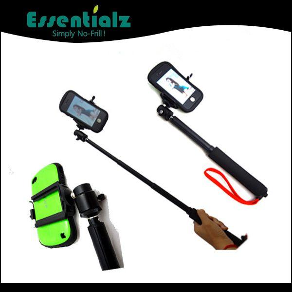 Self-shooting Mini Flexible Monopod For Iphone With Hand Held