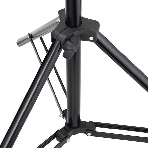 Worthiest Light Stand by Aluminium Alloy LS-2803(280cm, 4.5kg Load)