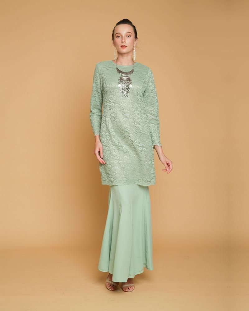 baju kurung - Melayu - Jubah - Dresses