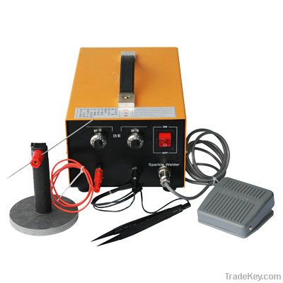 Electronic Sparkle Welder for jewelry