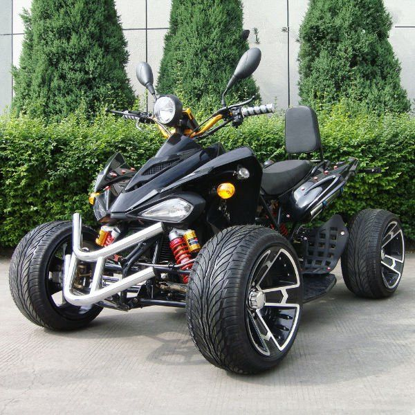Cheap 125cc 4 Stroke Racing ATV/Quad Bike/Beachsand Bike