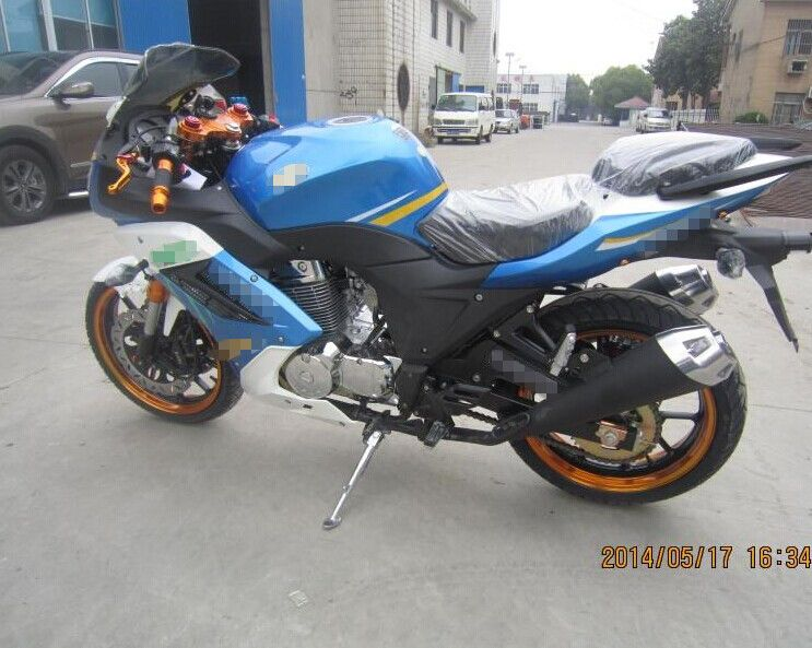 150CC/250cc/300cc/1000cc/1300cc Fashionable Racing Motorcycle with Free Shipping