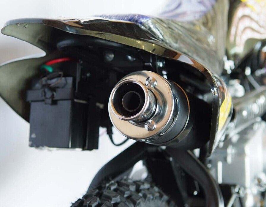 110cc 4-Stroke Youth Size Super Dirt Bikes