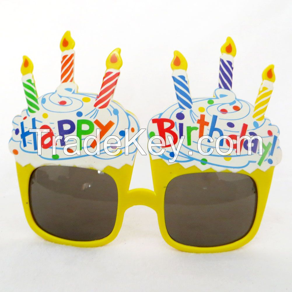 novelty party sunglasses