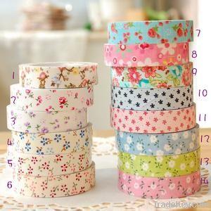 Japanese washi tape for decoration, washi tape wholesale