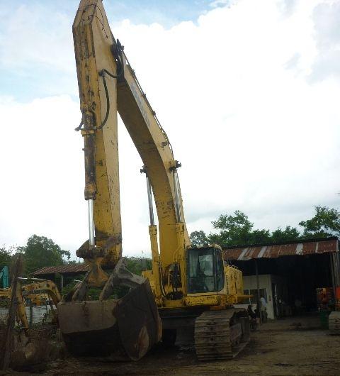 Used Komatsu Crawler Excavator (PC750LC-6)