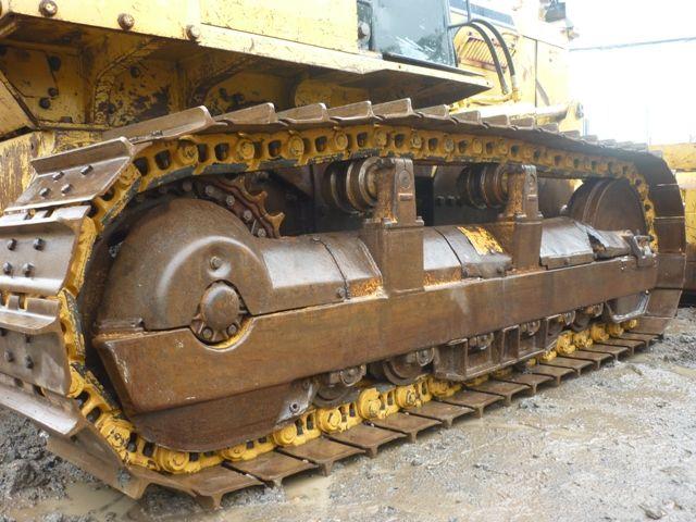 Used KOMATSU D58E-1 Bulldozer