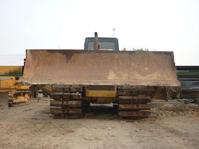 Used KOMATSU D65P-8 Bulldozer