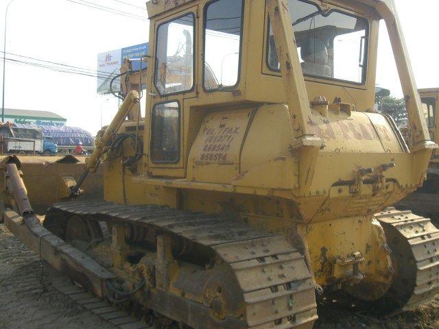 Used Komatsu D53-16