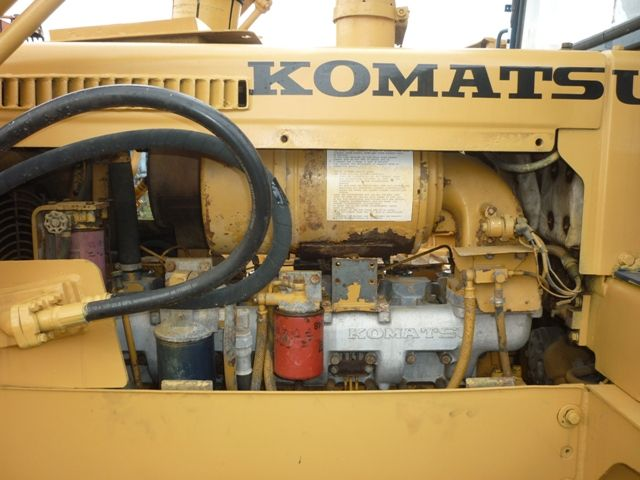 Used Komatsu D53A-17