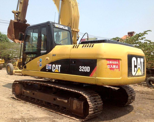 Used CAT 320D