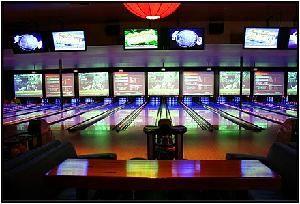 Bowling Equipment Bowling Alley