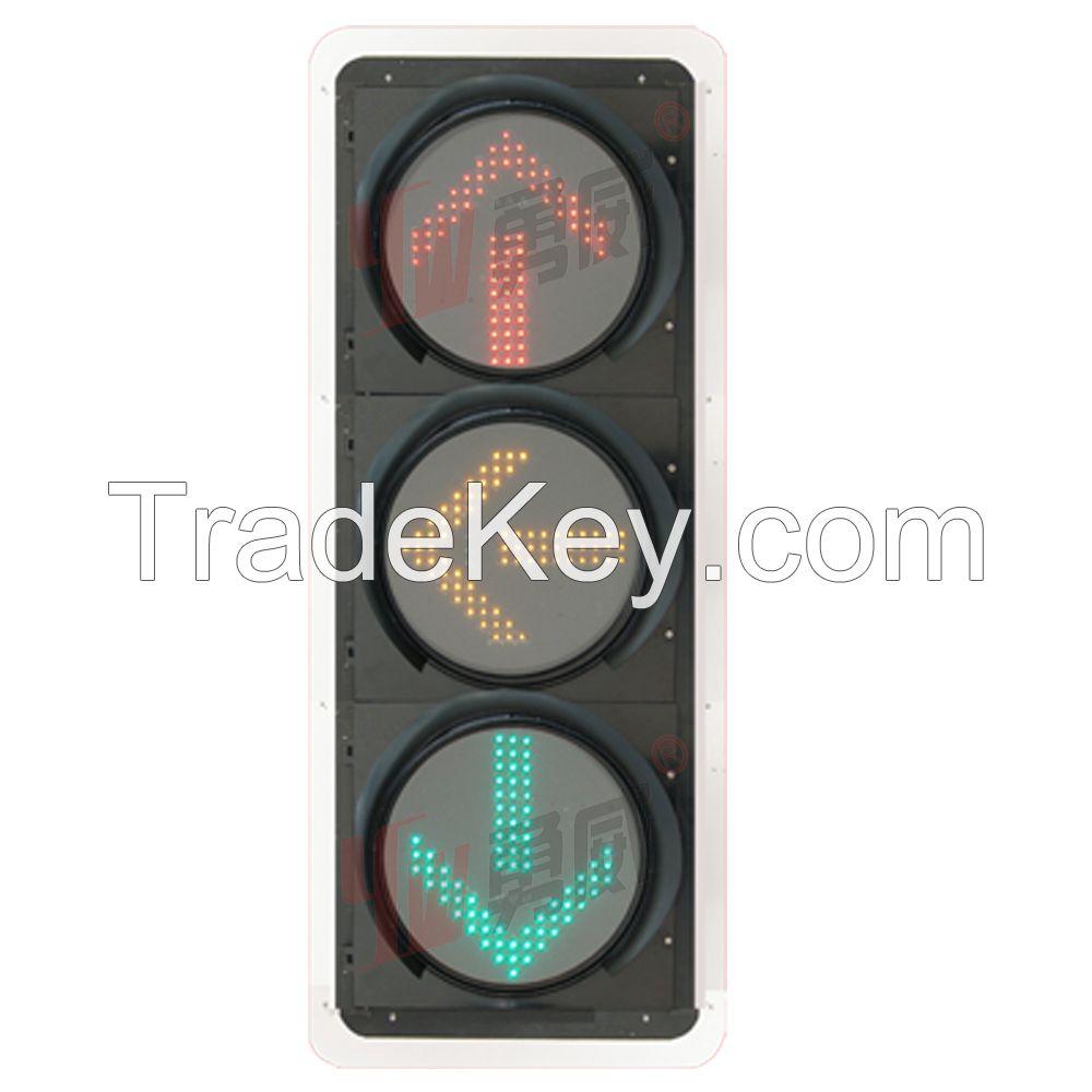 DC12V led traffic signal light control