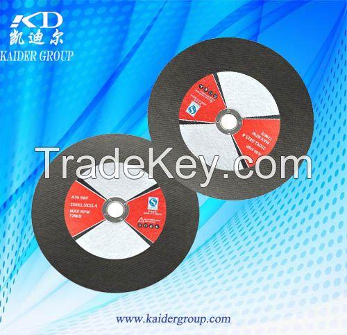 Resin Cutting Wheel for Metal / Cutting Disc / cutting wheel / grinding wheel