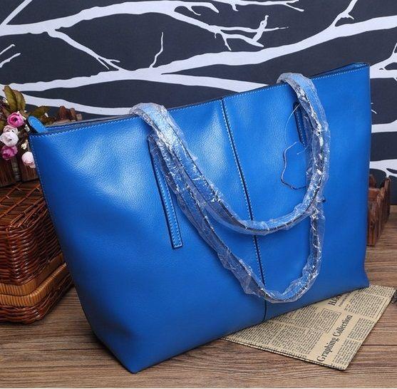 Shoulder Bag - Genuine Leather