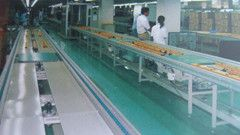 LCD crystal liquid television set production line