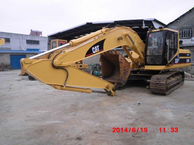 Used caterpillar excavator 320B