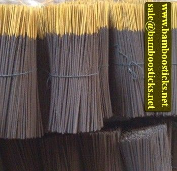 natural incense sticks, raw incense sticks