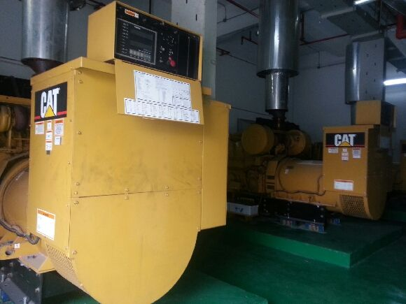 Highly Efficient Good Condition Used Caterpillar Power Generators
