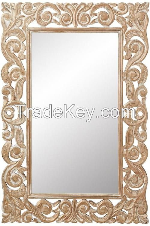 Golden Regency Wall Mirror