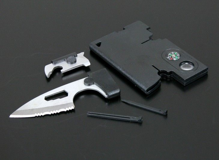 Multi-Function Tool Card Credit Card Tools